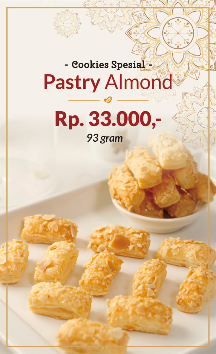Pastry Almond